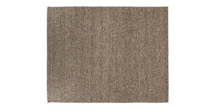 Tricot Rug 8 X 10 Brindle Gray