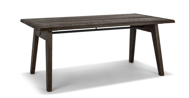 Madera Dining Table For 6 Smoke