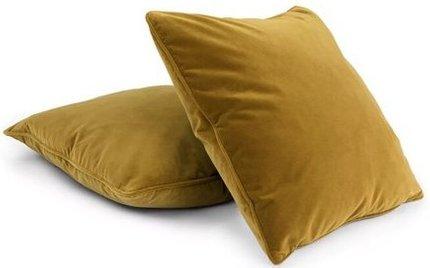Article Lucca Velvet Pillow Yarrow Gold (Set Of 2)