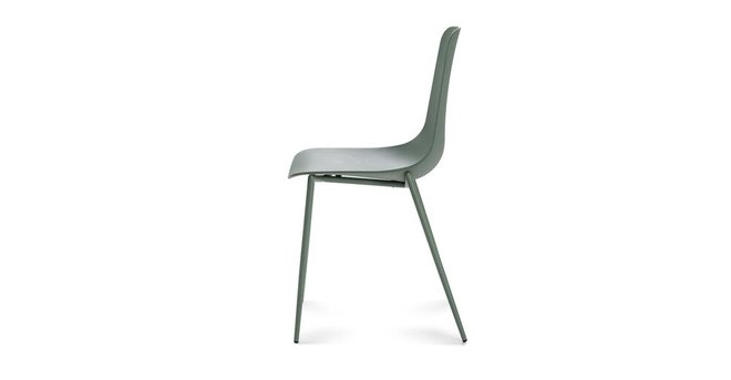Article Svelti Contemporary Dining Chair Green (Set of 2)
