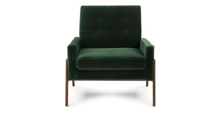Article Nord Armchair Balsam Green