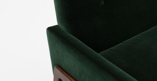 Nord Armchair Balsam Green