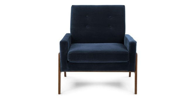 Article Nord Armchair Cascadia Blue