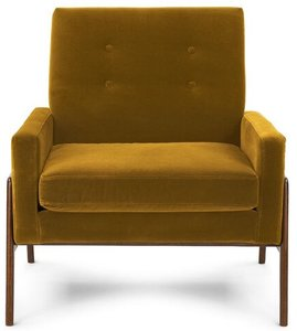 Article Nord Armchair Yarrow Gold