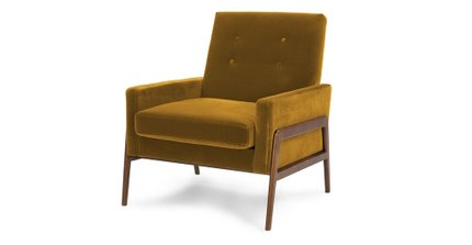 Nord Armchair Yarrow Gold