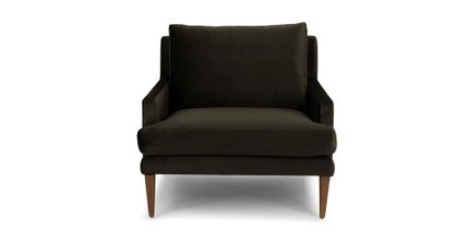 Luxu Lounge Chair Cedar Green