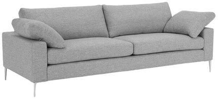 Article Nova Modern Contemporary Sofa Winter Gray