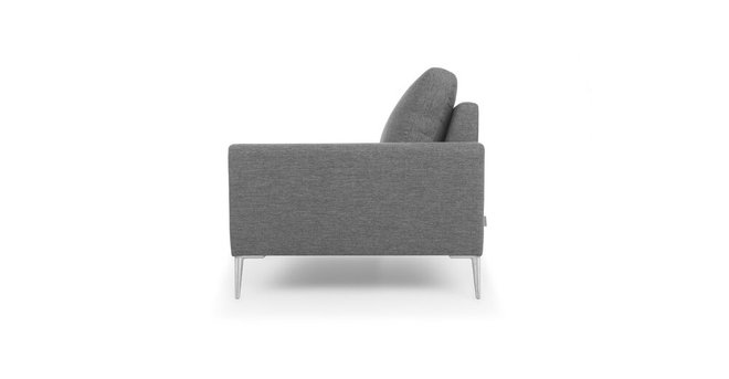 Nova Lounge Chair Gravel Gray