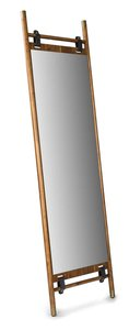 Article Beau Mirror Light Walnut