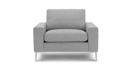 Nova Lounge Chair Winter Gray