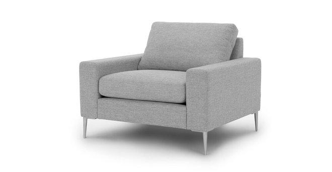 Nova Lounge Chair Winter Gray