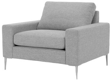 Article Nova Lounge Chair Winter Gray