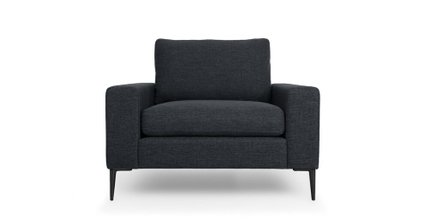 Nova Lounge Chair Bard Gray