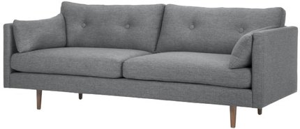 Article Anton Sofa Gravel Gray
