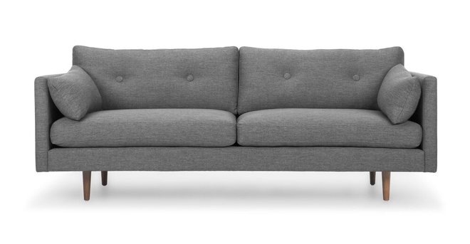 Anton Sofa Gravel Gray