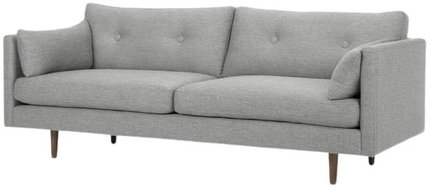 Article Anton Sofa Winter Gray