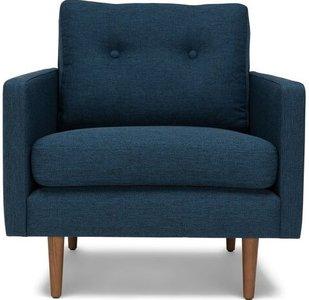 Article Noah Lounge Chair Twilight Blue