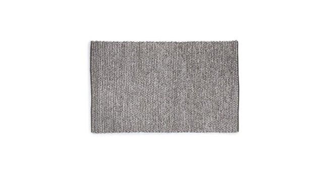 Hira Rug 5 X 8 Metal Gray