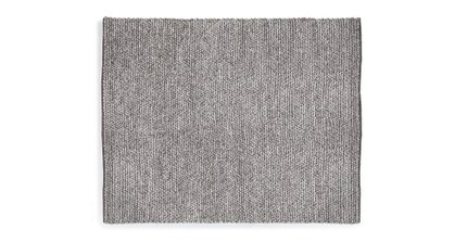 Hira Rug 8 X 10 Metal Gray