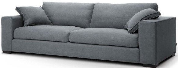 Article Sitka Modern Contemporary Sofa Thunder Gray