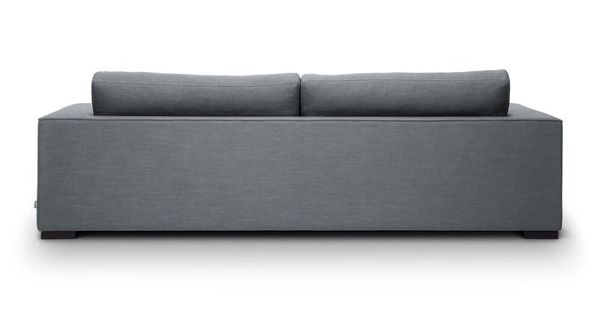 Sitka Modern Contemporary Sofa Gray