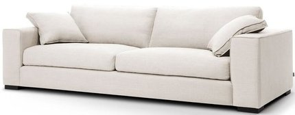 Article Sitka Modern Contemporary Sofa Quartz White