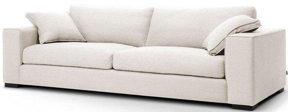 Article Sitka Modern Contemporary Sofa Quartz White