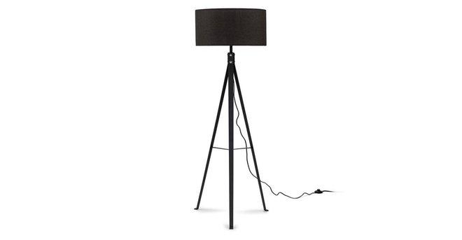 Treo Floor Lamp Black