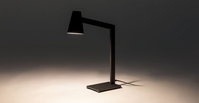 Axis Table Lamp Black