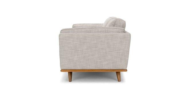 Timber Mid-Century Modern Sofa Cloud Gray