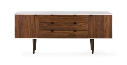 Envelo Sideboard White Walnut