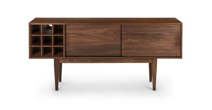 Bar Sideboard Walnut