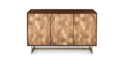 Geome Sideboard Walnut