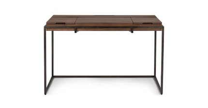 Oscuro Desk Walnut