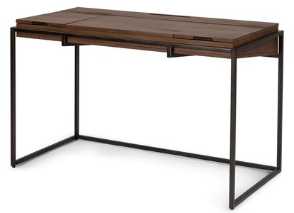 Article Oscuro Desk Walnut