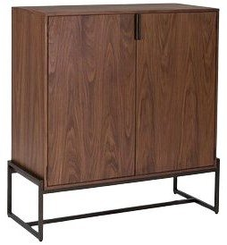 Article Oscuro Cabinet Walnut