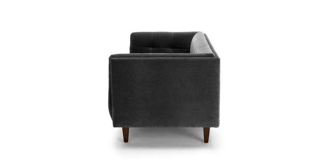 Cirrus Mid-Century Modern Sofa Shadow Gray