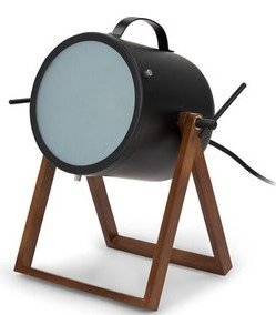 Article Spot Table Lamp Black