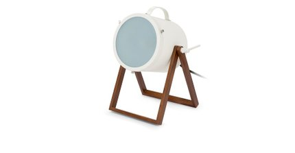 Spot Table Lamp White