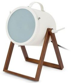 Article Spot Table Lamp White