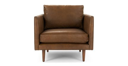 Burrard Lounge Chair Bella Tan