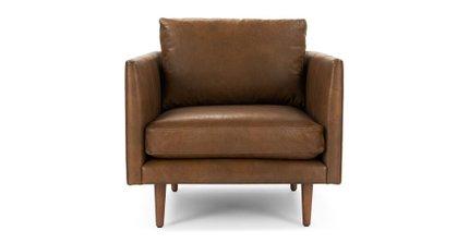 Burrard Lounge Chair Bella Tan