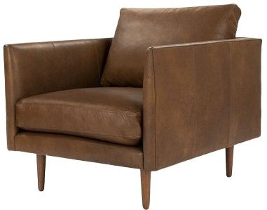 Article Burrard Lounge Chair Bella Tan