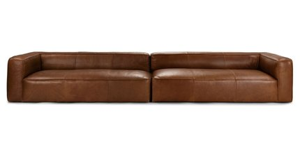 Mello Sofa 160 Taos Brown