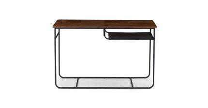 Maggi Contemporary Console Table Black