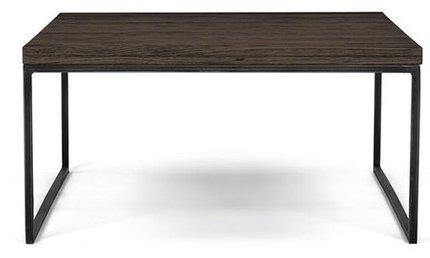 Article Taiga Square Coffee Table Smoke