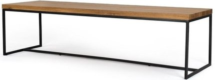 Article Taiga Rectangular Coffee Table Oak