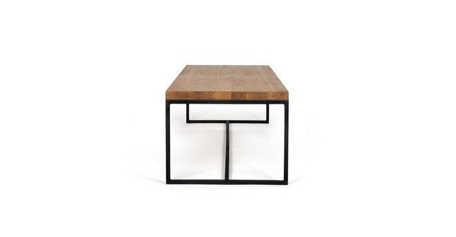 Article Taiga Rectangular Coffee Table Oak