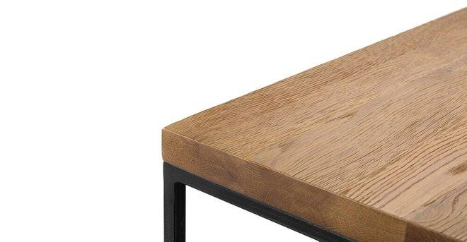 Taiga Rectangular Coffee Table Oak
