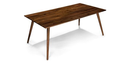 Seno Dining Table For 6 Walnut